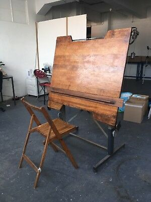 Antique Harper & Tunstall Ltd. Drawing board / Architect Drafting Table