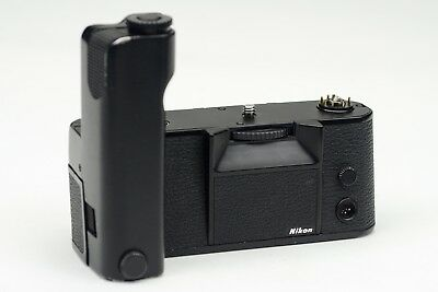 Nikon MD-4 MD 4 Motor Drive w/ MS-3 for F3 HP F3/T F3P - TESTED WORKING WELL