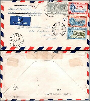 Goldpath: Bahamas cover 1944, to Canada    _CV22_P14