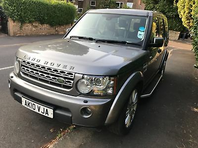 Land Rover Discovery 4 Hse Facelift 3.0 Diesel