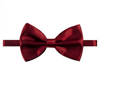 Huge Job lot of 50 Mens Fashionable Satin Bow Tie in Various Colours