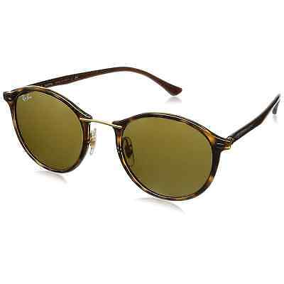 0f34062768694d Ray-Ban RB4242 710 73 Tortoise Brown Frame Brown Classic 49mm Lens  Sunglasses