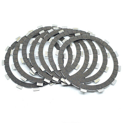 For Kawasaki  KLR600 KLR650 KL650 Tengai KLX650/R Clutch Friction Disc Plates