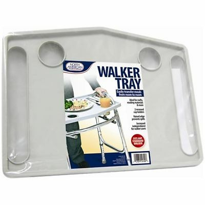 JOBAR JB4790 North American Healthcare Walker Tray Gray