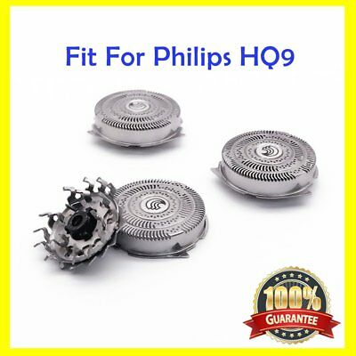 3X Shaver Heads Replacement For Philips HQ9070 HQ9080 HQ8240/8260 Razor Blades P