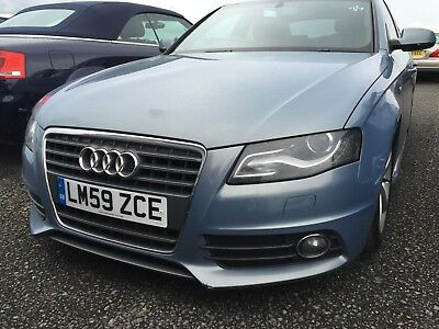 09 Audi A4 2.0 Tdi 143Bhp Se Leather, Climate, This Has Been Lowered Nice Car