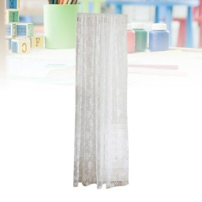 1 Pc 100x200cm Elegant Window Curtains Voile Curtains Office Living Room Bedroom