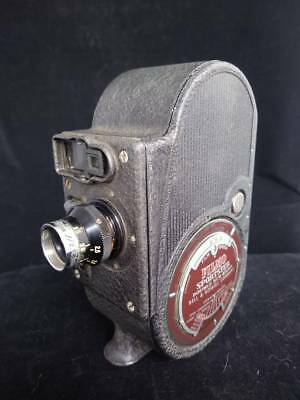 Bell and Howell Filmo Sportster 8mm movie camera