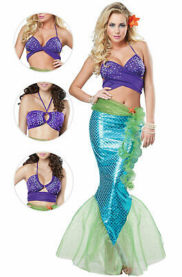 Brand New Mythic Magical Mermaid Adult Costume
