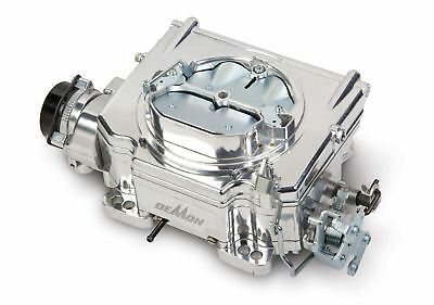 Holley 1903 Street Demon 4 Bbl Carburetor Polished Finish 750 Cfm
