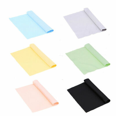 10 Universal Wipes Glasses Microfiber Cloth Eyeglass Sunglasses Cleaner Cleaning