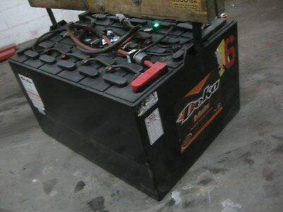 36 Volt Reconditioned Forklift BATTERY - 18-85-25 - 1020 Amp Hour - 2014 DEKA