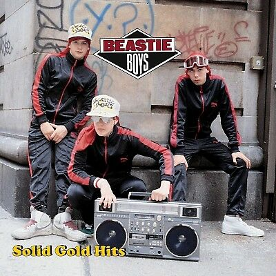 Beastie Boys Solid Gold Hits CD Best Of Compilation Best Of Comp NEW Sealed