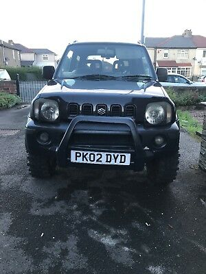 2002 suzuki jimny 4x4 off road mint bargain cheap snow winter road legal