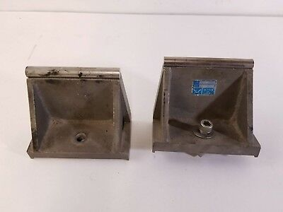 Set of 2 Heavy Duty Instron Pieces
