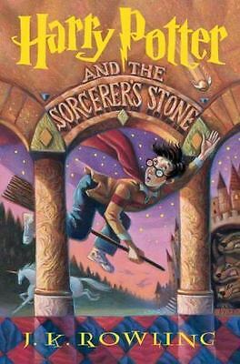 Harry Potter And The Sorcerer's Stone J.K. Rowling