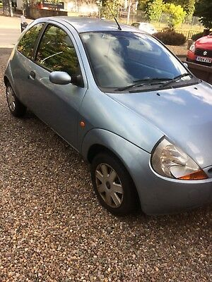 Ford Ka  Ideal For Parts Or Spares