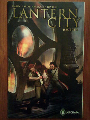 Lantern City issue 10 - created by Trevor Crafts | comic | English | like new