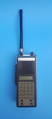 Vintage NARCO Avionics HT 830 Communications VHF Transceiver Made in USA