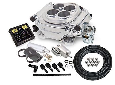 Holley Sniper Efi Self-Tuning Master Kit Fuel Injection Conversion  550-510K