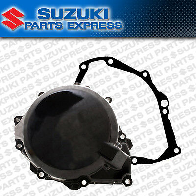 New 1999 - 2017 Suzuki Hayabusa Gsx1300R Oem Left Engine Stator Cover W/ Gasket