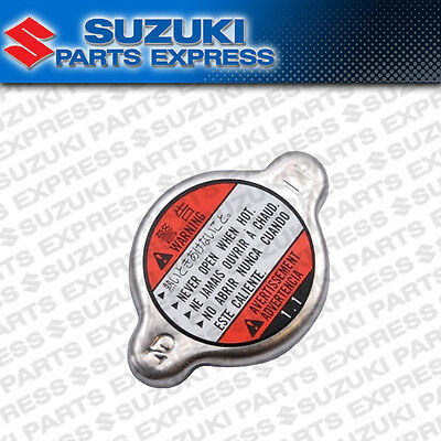 New Suzuki Rm 80 85 125 250 Rm85 Rm125 Genuine Oem 1.1 Radiator Cap 17730-08J00