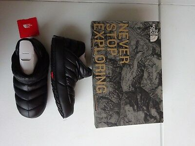 North Face Men's Thermoball Traction Booties 2018 NWT