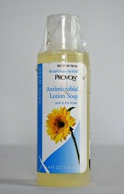Provon 4oz Antimicrobial Lotion Soap 0.3% PCMX