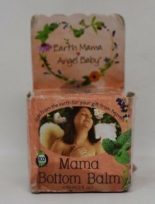 Earth Mama Angel Baby Mama Bottom Balm 2 fl.oz