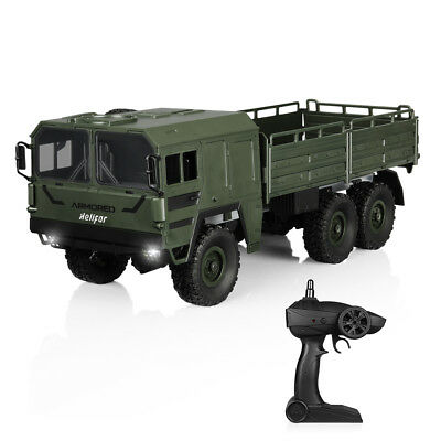 Helifar HB -NB2805 1/16 Scale Military Off-road RC Truck Rechargeable 12km/h