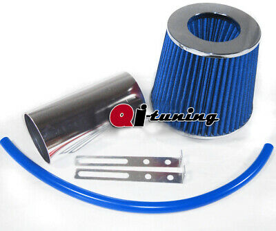 Black Blue For LONG 1997-2004 Jeep Cherokee Grand 4.0L I6 Air Intake Filter