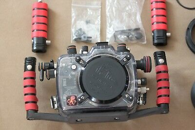 Used Ikelite Nikon D-800 and D800E DSLR 6812.8/Dome Ports and Accesories/O-ring