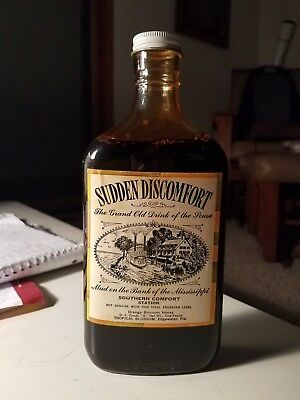 Sudden Discomfort-The Grand Old Drink of the Louse