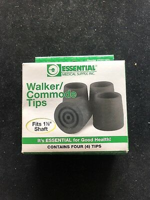 Essential Walker Commode Rubber Replacement Tips (4 Tips Included)
