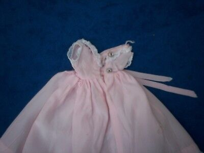 Vintage Madame Alexander Tagged Cissette Doll Dress!  Beautiful Dress Good Shape