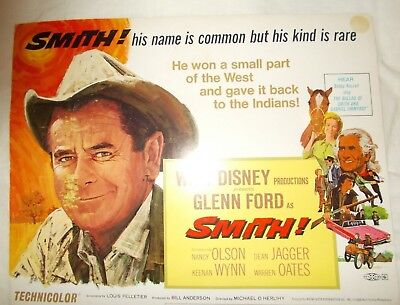 Disney Smith! Title lobby card