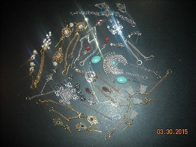 Tonner - Large Lot of Handmade One of Kind Doll Jewelry #18
