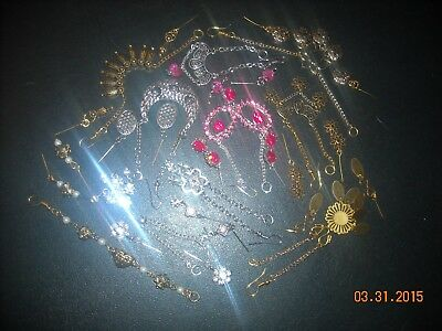 Tonner - Large Lot of Handmade one of Kind Doll Jewelry #20