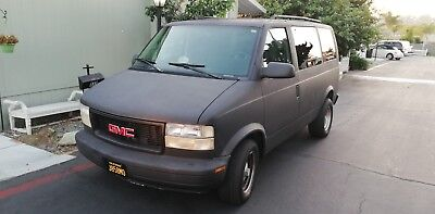 1995 GMC Safari SLE 1995 GMC Safari SLE Van - New Engine & Rebuilt Transmission NR