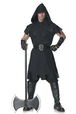 Medieval Executioner Costume Adult One Size Fits Most