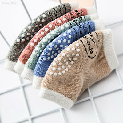 287B Baby Kneepad Elbow Pad Safe Kneecap Cotton Newborn Leg Warmers Leggings