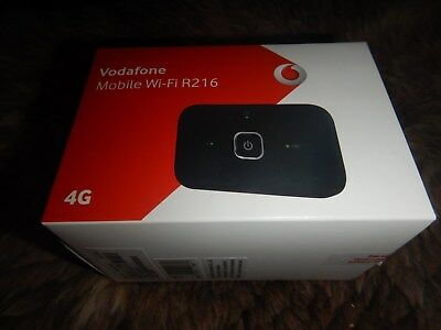Vodafone Mobile WIFI R216 WLAN LTE 4G - in orig. Verpackung