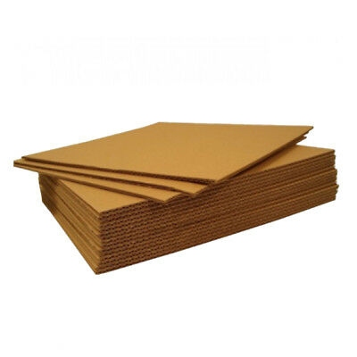 A5 A4 A3 A2 A1 A0 Single Wall Cardboard Corrugated Sheets Pads Divider Art Craft