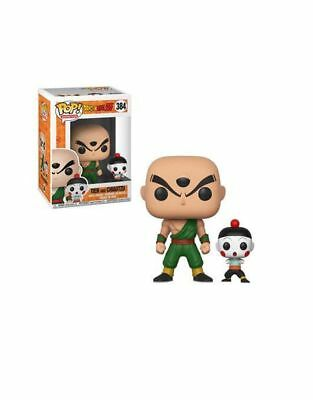 POP! Animation 384 - Tien and Chiaotzu - Dragon Ball Z - Funko Vinyl Figure