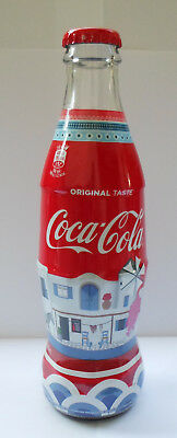 Greece COCA COLA Limited Greek Edition Bottle Summer 2018 CYCLADES Sealed