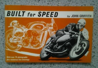 BUILT for Speed by john Griffith (Bruce Main Smith Publication)