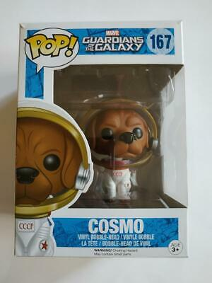 Funko Pop! Marvel Guardians of the Galaxy #167 Cosmo