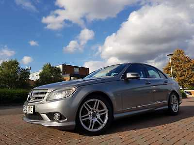 Mercedes Benz C250 BLUE efficiency CY sport CDI Full AMG kit FSH