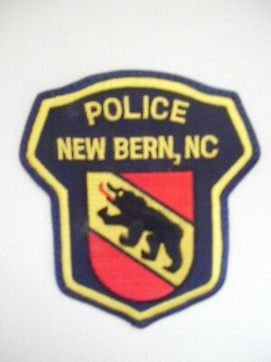 Police Badge New Bern