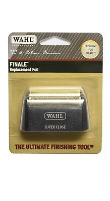 WAHL Finale Replacement Gold Foil Ultimate Finishing Barber / SAME DAY POST